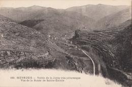 Meyrueis 48 - Panorama Route De Sainte-Enimie - Vallée De La Jonte - Meyrueis