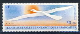 TAAF Posta Aerea 1990 N. 114 F. 30 MNH Catalogo € 15 - Posta Aerea