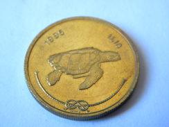 MALDIVES - 50 LAARI 1995. - Maldives