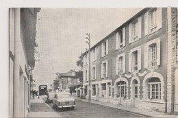 BARNEVILLE PLAGE,,,,PHOTO  HOTEL De La PLAGE  ,,,,CAMILLE  MOUTEAU,,,,TEL 23 VALOGNES ,,,,TBE,,,11x 7,5  Cm - Hotels & Restaurants