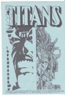 COMICS , Supplement à La Revue TITANS N°200 Septembre 1995 -mcg 13 - Livres, BD, Revues