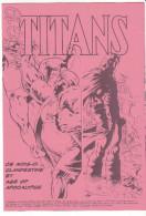 COMICS , Supplement à La Revue TITANS N° 206 Mars 1996 -mcg 19 - Livres, BD, Revues