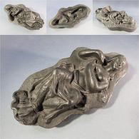 STATUE FONTE EROTIQUE Femme Nue Sculpture Erotisme - Autres