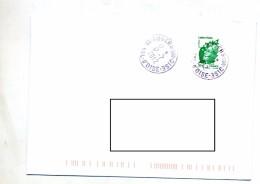 Lettre Cachet Auvers - Marcophilie (Lettres)