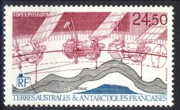 TAAF Posta Aerea 1992 N. 123 F. 24,50 MNH Catalogo € 11,70 - Posta Aerea