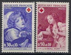 Francia 1700/1701 ** MNH. Foto Estandar. 1971 - France