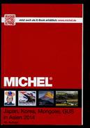 MICHEL CATALOGO OLTREMARE VOLUME 9 GIAPPONE ECC 2014 COME NUOVO - Cataloghi