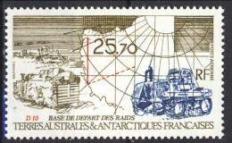 TAAF Posta Aerea 1993 N. 127 F. 25,70 MNH Catalogo € 12,50 - Posta Aerea