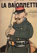 La Baionnette N°30 Numéro Spécial : Les Pépères - La Vie Chère - Entre Deux Attaques - Les Meilleurs Dessins De 1916 - Livres, BD, Revues