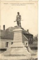 Jolimetz-monument Aux Morts-1914 1918- Cpa - France