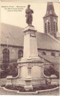 Haspres- Monument Aux Morts  1914-1918 -cpa - Haubourdin