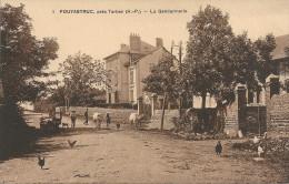 POUYASTRUC - 65 - La Gendarmerie - ENCH - - Pouyastruc