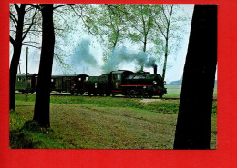 Chemins De Fer - Un MV Des Chemins De Fer De L'état Polonais à GRZYMISZEW - Ciché D. Adamovitch - Pologne