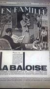 En Famille - 1930 - Journaux - Quotidiens