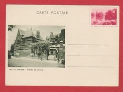 Entier Postal Spécial / CP 5 /  Hôtel De Cluny / NEUF