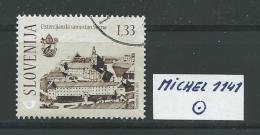 SLOWENIEN MICHEL 1141 Rundgestempelt Siehe Scan - Slowenien