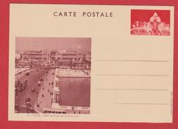 Entier Postal Spécial / CP 1 / Vues De Paris  / La Concorde / NEUF