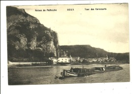 Houx - Ruines De Poilvache. Tour Des Geronsarts. Peniche - Yvoir