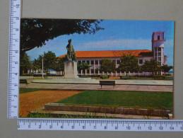 GUINÉ BISSAU    - EDIFICIO DAS ALFANDEGAS - BISSAU   - 2 SCANS - (Nº16856) - Guinea Bissau