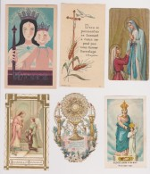 6 Images Pieuses - Religion & Esotérisme