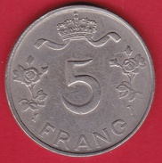 Luxembourg - 5 Francs - 1949 - Luxembourg