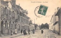 78 - LES YVELINES - Neauphle Le Chateau - La Poste - Animée - Neauphle Le Chateau