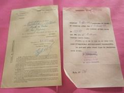 Registre Commerce 1925 Acquéreur Fond De Commerce  Somme A Vendeur 68 Endoume -Coiffure+tabac Civette A.Kolher Marseille - Documents Historiques