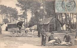 78 - LES YVELINES - Versailles - Pansement D'un Officier Blessé - Artillerie - Versailles