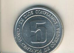 Nicaragua V. 1975  5 Centavos  (49137) - Nicaragua