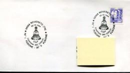 15627 Italia, Special Postmark 1994  Rovereto, Campana Dei Caduti,  Liberty Bell - Italy