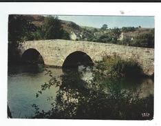 CPM  Aveyron Gages Vieux Pont Bougaux Circulé 1965 TBE Cap Théojac - Beaumont Sur Sarthe