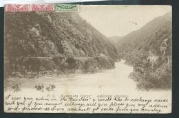 Manawatu Gorge - Ashhurst Entrance   Obf0259 - Nueva Zelanda