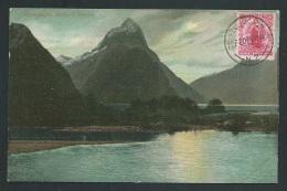 Mounlight Milford Sounds   Obf0266 - Nueva Zelanda