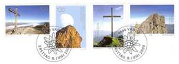 Liechtenstein 2009 Yvertnr 1455-1458 (°) Oblitéré Used Cote 16 Euro