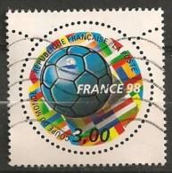 Timbres - France -  1998  - Coupe Du Monde - France 98 - N° 3139 - - France