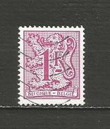 Chiffre Sur Lion Héraldique Et Banderole - Abarten (Katalog COB)