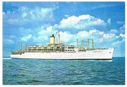 RB 1128 - P & O Ship Postcard - Oronsay - Shipping Maritime Theme - Paquebote