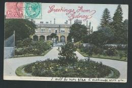 Gouvernement House Sydney - Obf02116 - Sydney