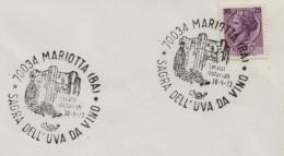 1973 Italia Mariotta Bari Vini Enologia Vigneti Vineyard Wines Vins Vigne Vendanges - Wines & Alcohols