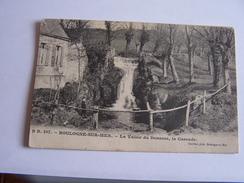 Boulogne Sur Mer- La Vallée De Denacre, La Cascade - Boulogne Sur Mer