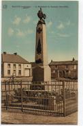 """08   HAUVINE     Le Monument Du Souvenir  """" 1914 - 1918 """" - France"""