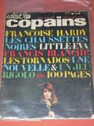 SALUT LES COPAINS  N° 9 /  SALUT LES COPAINS 1963 N 9 FRANCOISE HARDY - LES CHAUSSETTES NOIRES - Musique