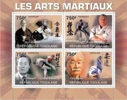 Togo 2010, Sport, Martial Mars, Judo, 4val In BF