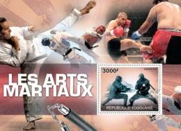 Togo 2010, Sport, Martial Mars, Judo, BF