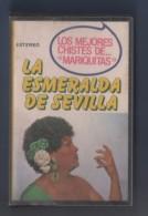 CASETE LA ESMERALDA DE SEVILLA - LOS MEJORES CHISTES DE MARIQUITAS - SENADOR - Casetes