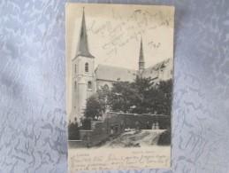 LOUVAIN . EGLISE ST QUENTIN DOS 1900 - Belgique