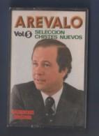 CASETE AREVALO VOL.5 - SELECCION CHISTES NUEVOS - OLYMPIA - Casetes