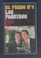 CASETE EL PRESO N°9 - LOS PAQUIROS - OLYMPIA - Casetes