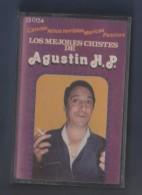 CASETE LOS MEJORES CHISTES DE AGUSTIN H. P. - CATETOS NIÑOS TERRIBLES MARICAS PASOTAS - DOBLON - 1983 - Casetes
