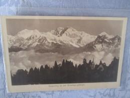 DARJEELING EN HET HIMALAYA GEBERGTE - Nepal